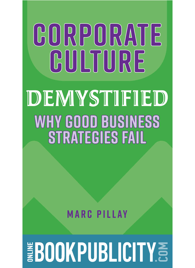 Corporate Business Culture Guide. Book Marketing is provided by OBP