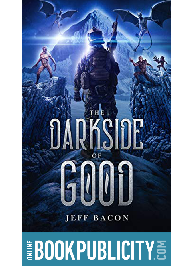 Mythical Dark Military Adventure, Demigods. Book Marketing is provided by OBP