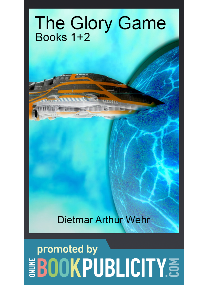 Military Science Fiction Galactic Adventure Promoted by Online Book Publicity